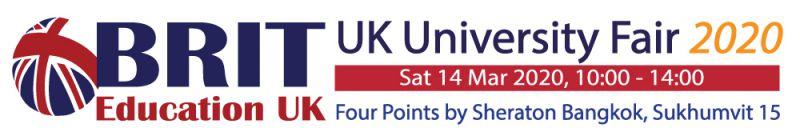 งานเรียนต่ออังกฤษ   วันเสาร์ที่ 14 มีนาคม   Four Points By Sheraton Bangkok, Sukhumvit 15