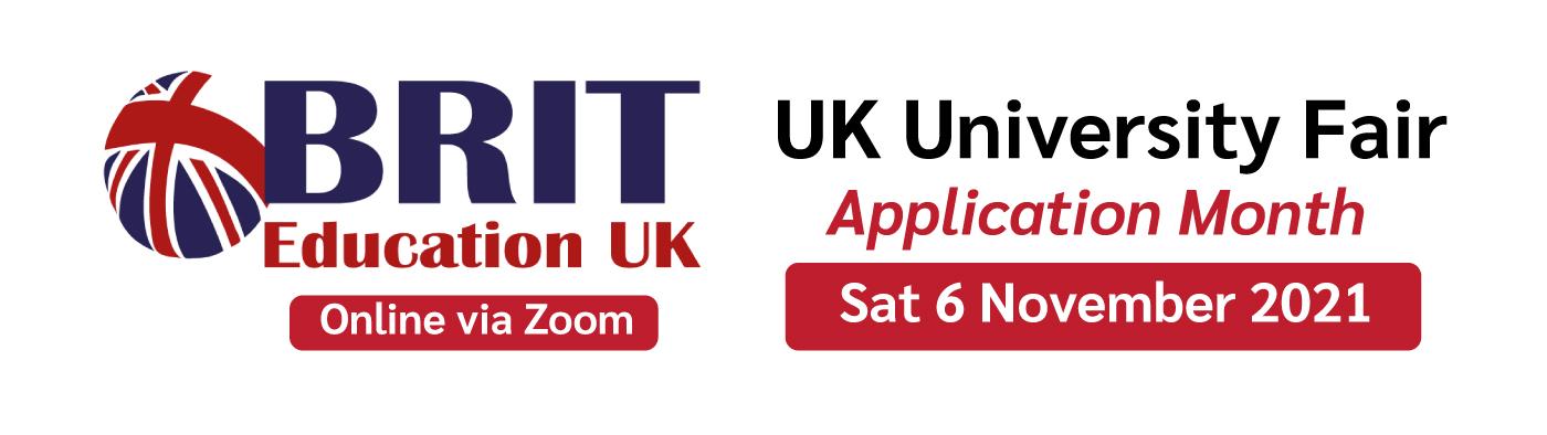 งานแนะแนวศึกษาต่อ UK อย่างเป็นทางการ | UK University Fair